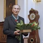 E.Dębicki ze Złotym Medalem Gloria Artis1