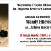 W. MILEWSKA - PROMOCJA-ZAPROSZENIE